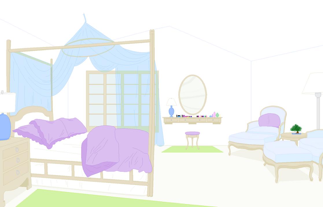 Bedroom Background For Bases By Ravynraver On Deviantart