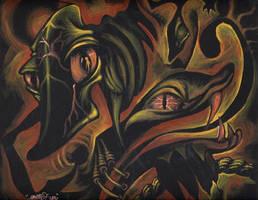 Basilisk by Weaslet
