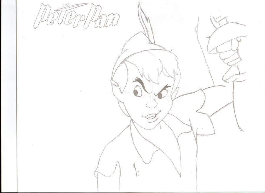 Drawing and peter pan quotes quotesgram for Disegni peter pan