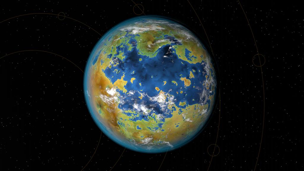 Io Terraformed by Vishchun