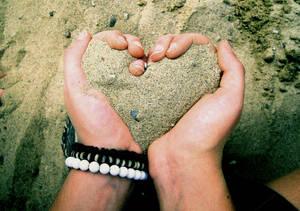 Love is like sand