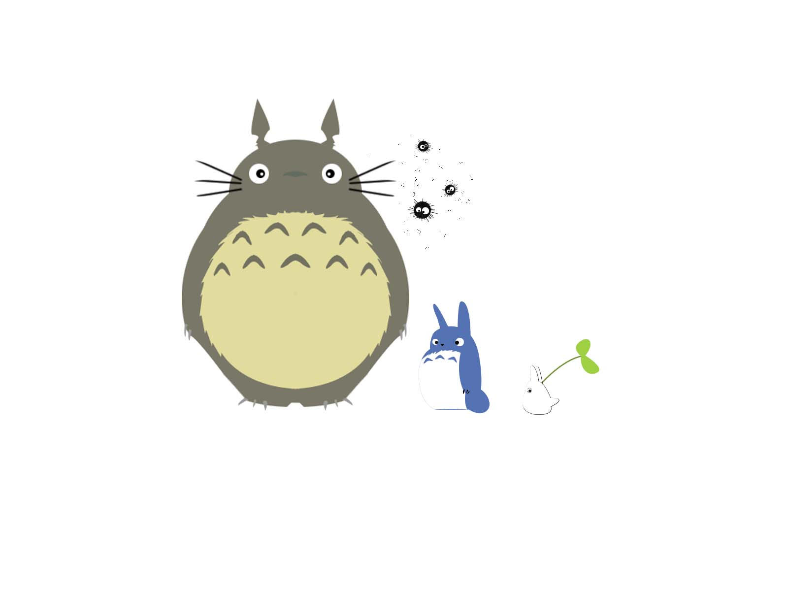 Totoro by D4Nart