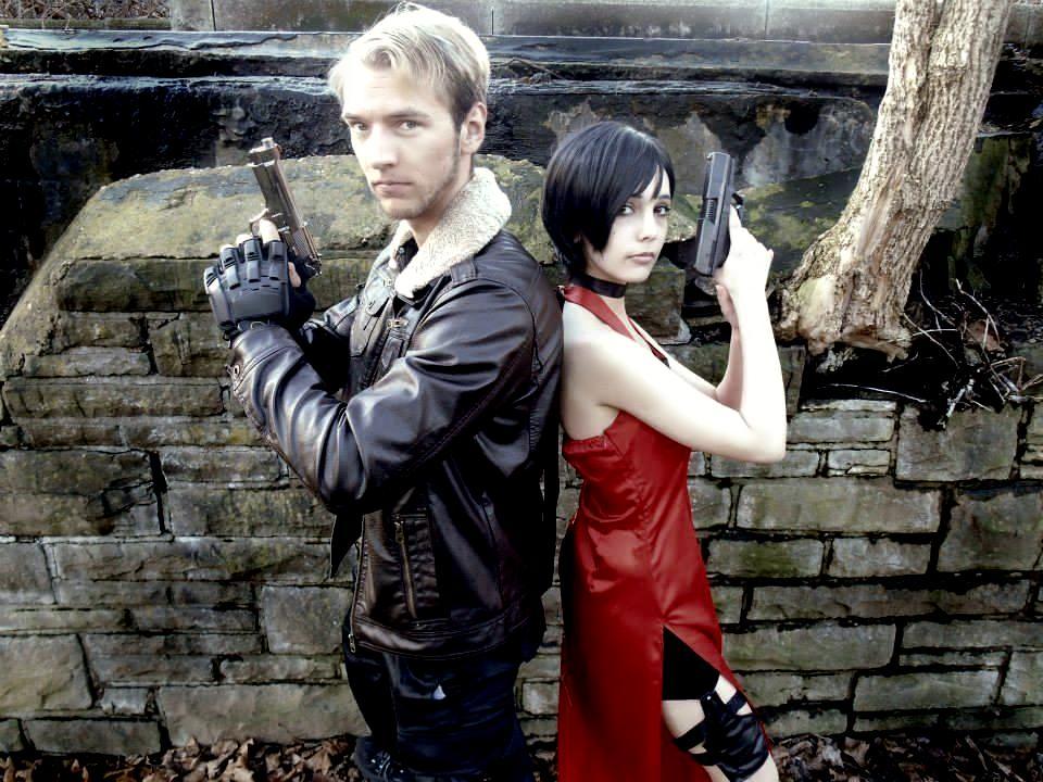 Resident evil 4 - Cosplay by Kallisi