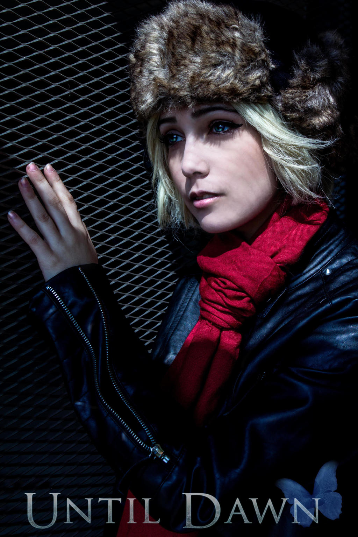 until dawn cosplay Sam