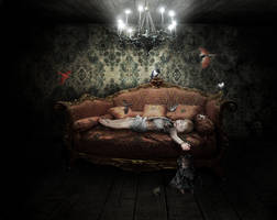 SLEEPING BEAUTY by chryssalis