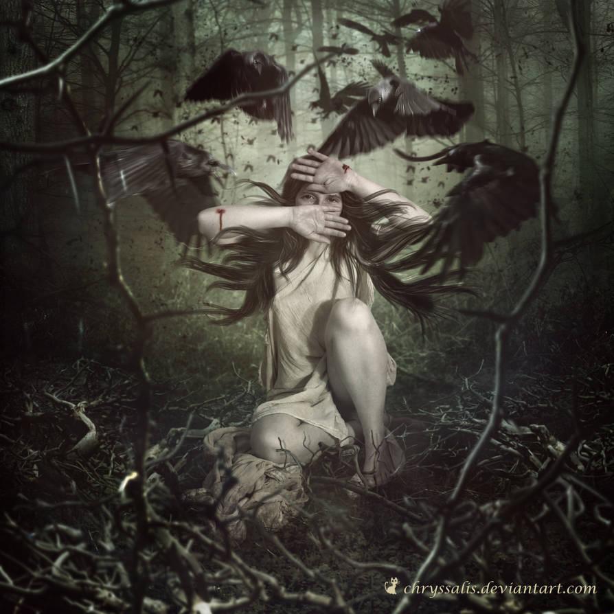 PREMONITION... by chryssalis