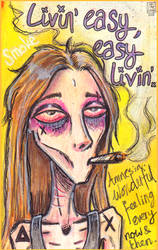 Easy livin' by Loony-Madness