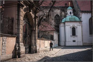 Kapitulska Street by macu