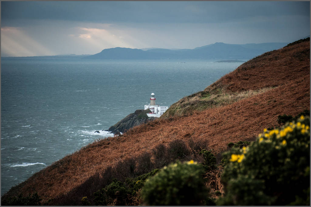 Howth Head Lighthouse by macu