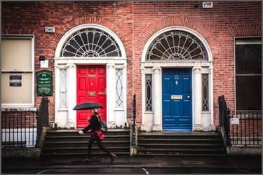 The Doors Of Dublin by macu