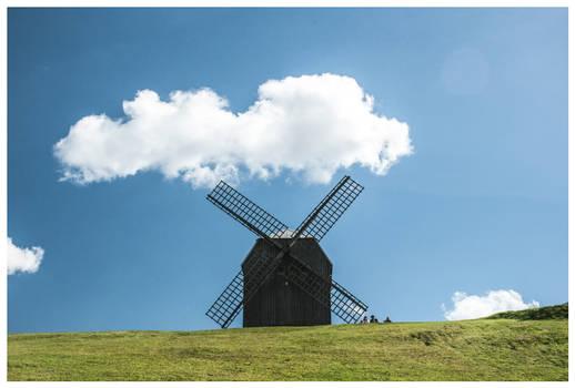 Kaszuby Windmill