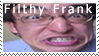 Filthy Frank Stamp by fothermuck