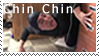 Chin Chin Stamp by fothermuck