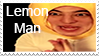 Lemon Man Stamp by fothermuck