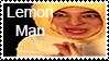 Lemon Man Stamp by fothermuck