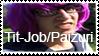 Tit-Job/Paizuri Stamp by fothermuck