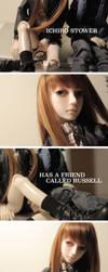 A Friend by AliceAlicaArisu