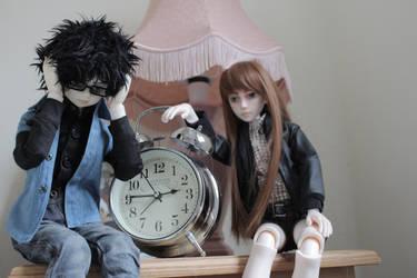Alarm Clock by AliceAlicaArisu