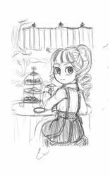 Teatime by Nerinna