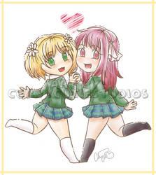 Sakura Trick by Nerinna