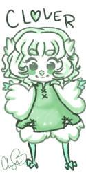 Clover precious birb by Nerinna
