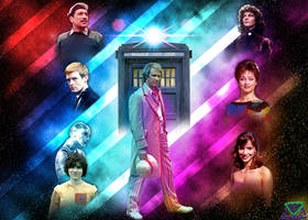 5Th Doctor's Friends