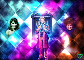 6Th Doctor's Friends