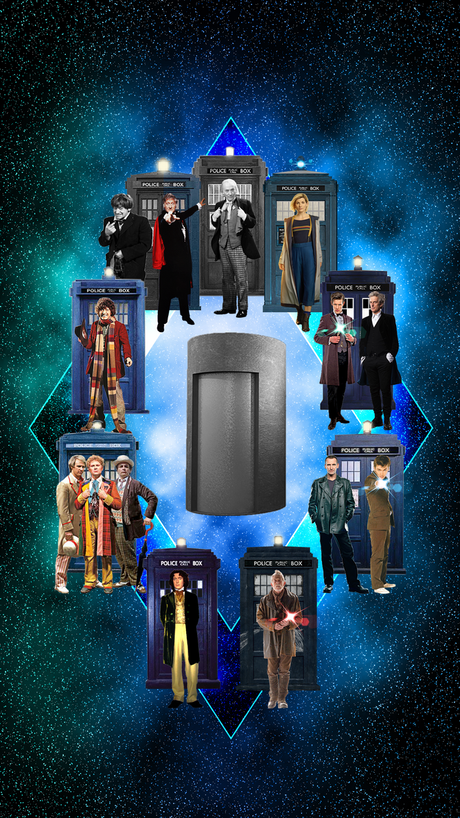 Doctor Cover for Android 3 by vvjosephvv