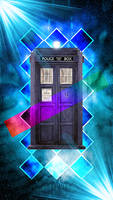 TARDIS  1963  Cover for Phones   iPods