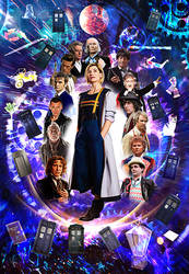 Doctor Who Poster 2