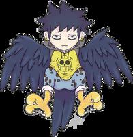 Chibi - Harpy Law by Ano-Mugiwara