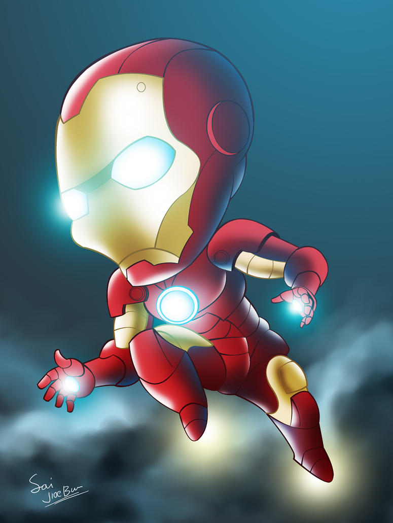 fan art ironmansai2009 on deviantart
