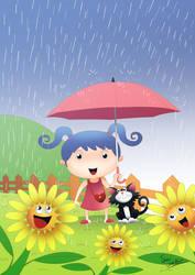 Children's book illustr no.008 by sai2009