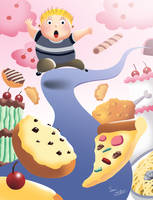 Children's book illustr no.019... by sai2009