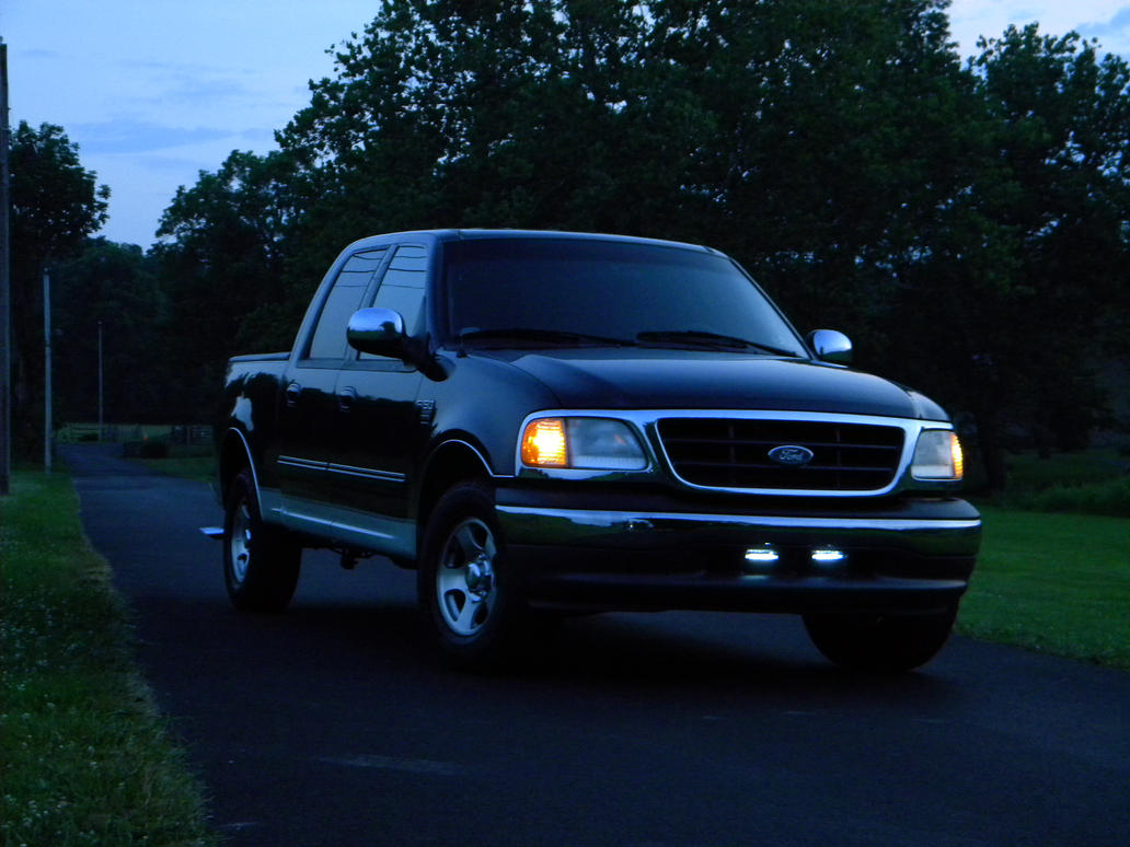 ford 2008 f150 owners manual