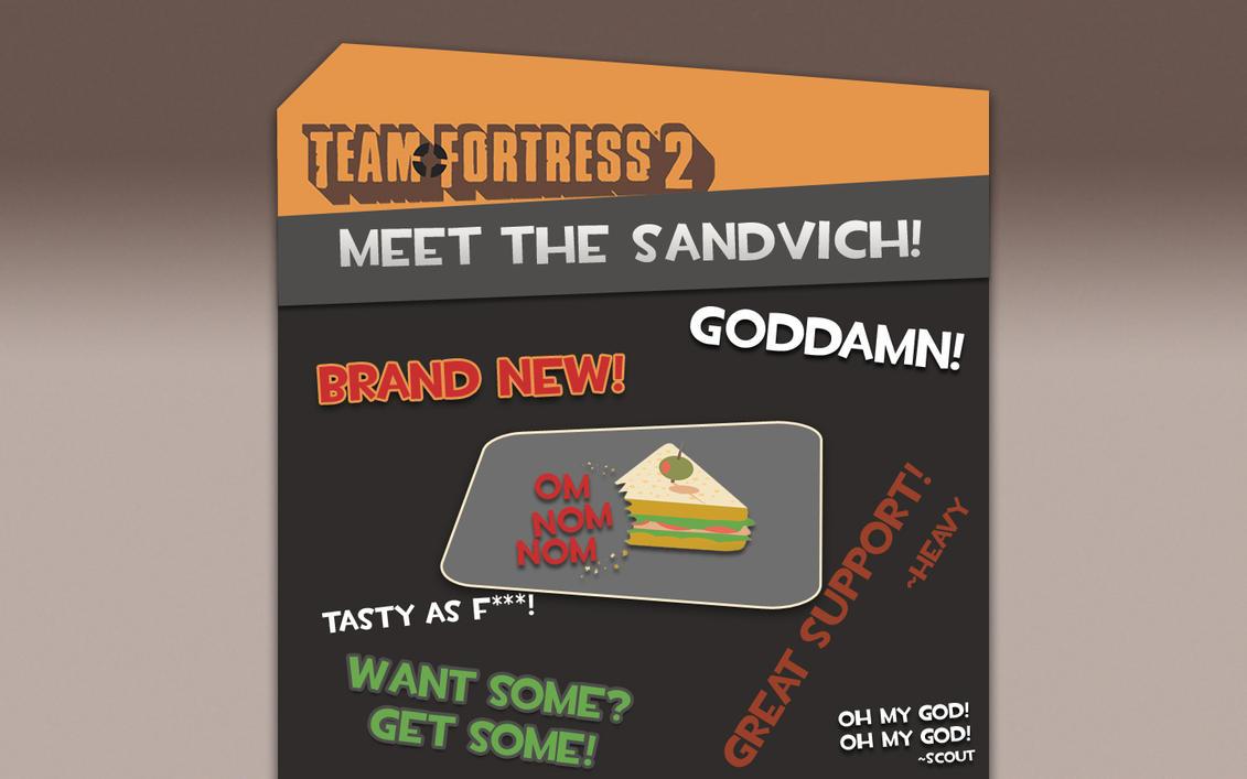 team fortress meet the sandvich