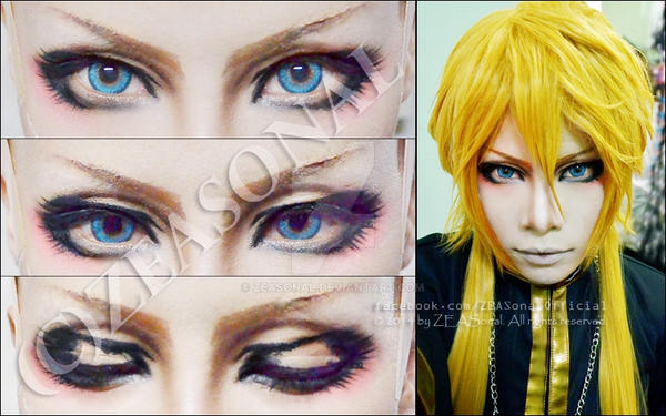 Review Eyes Makeup Alone By Zeasonal On Deviantart
