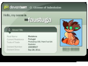 faustuga's Profile Picture