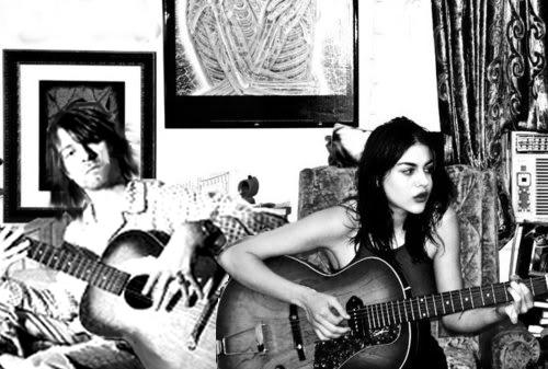 Playing Guitar by Kurt--Cobain on DeviantArt