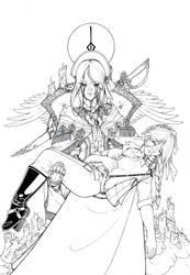 Bloodborne - Doll by Longinius-II