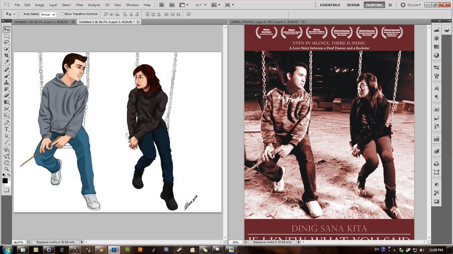 Dinig Sana Kita: Movie/Film Analysis