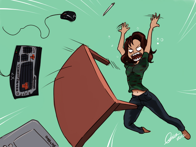table flip by madcoffee on deviantart