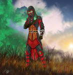 Ermac (Assassin's Creed 2 style)
