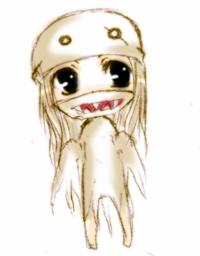 Chibi Bakemon by DiGijinka
