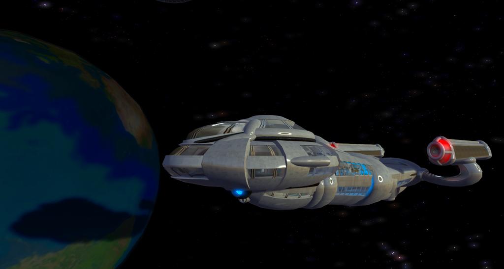 Shipproject 001 by XentorAntarix