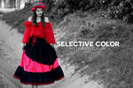 Selective Color Pro Photoshop Actions