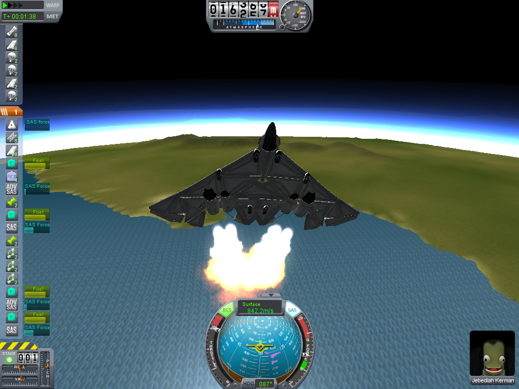 kerbal space program shuttle designs - photo #23