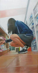 Discount #painting #pittura #oiloncanvas