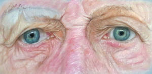 Eyes detail. by chartreuxxx