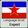 Yugoslavia Language Level Expert - Free by DemiDaWeeb